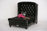 Rock Star Doggie Bed