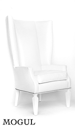 - The Monaco Chair and Ottoman -
