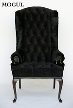 The Paddock Wing Chair