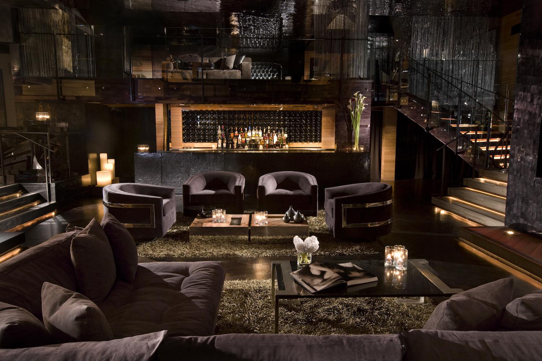 My House Nightclub. Residential Interior Design