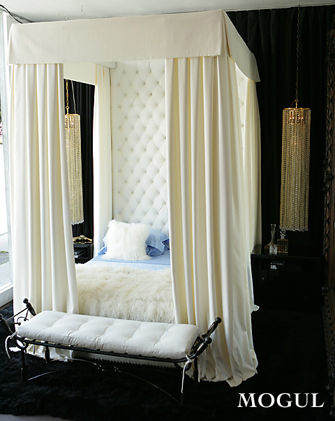 Beds. ROYAL CANOPY BED & Custom Bed Designs by Mogul